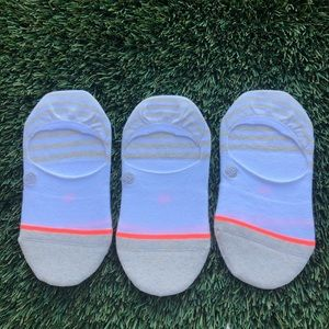 Stance Super Invisible 2.0 3pack Small sock